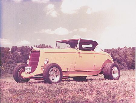 1933 Dodge Highboy Back in the Day